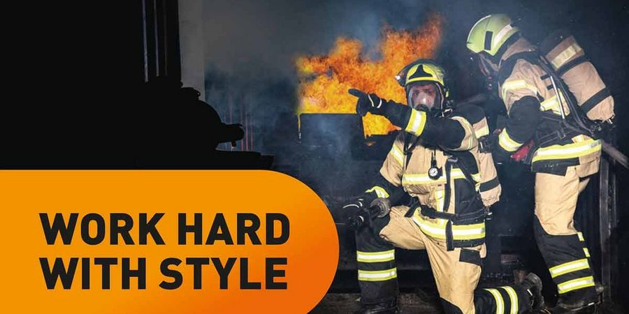 LHD - Work hard with Style